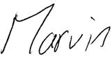 MR signature for letters