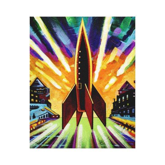 Peter Thorpe Space Artist
