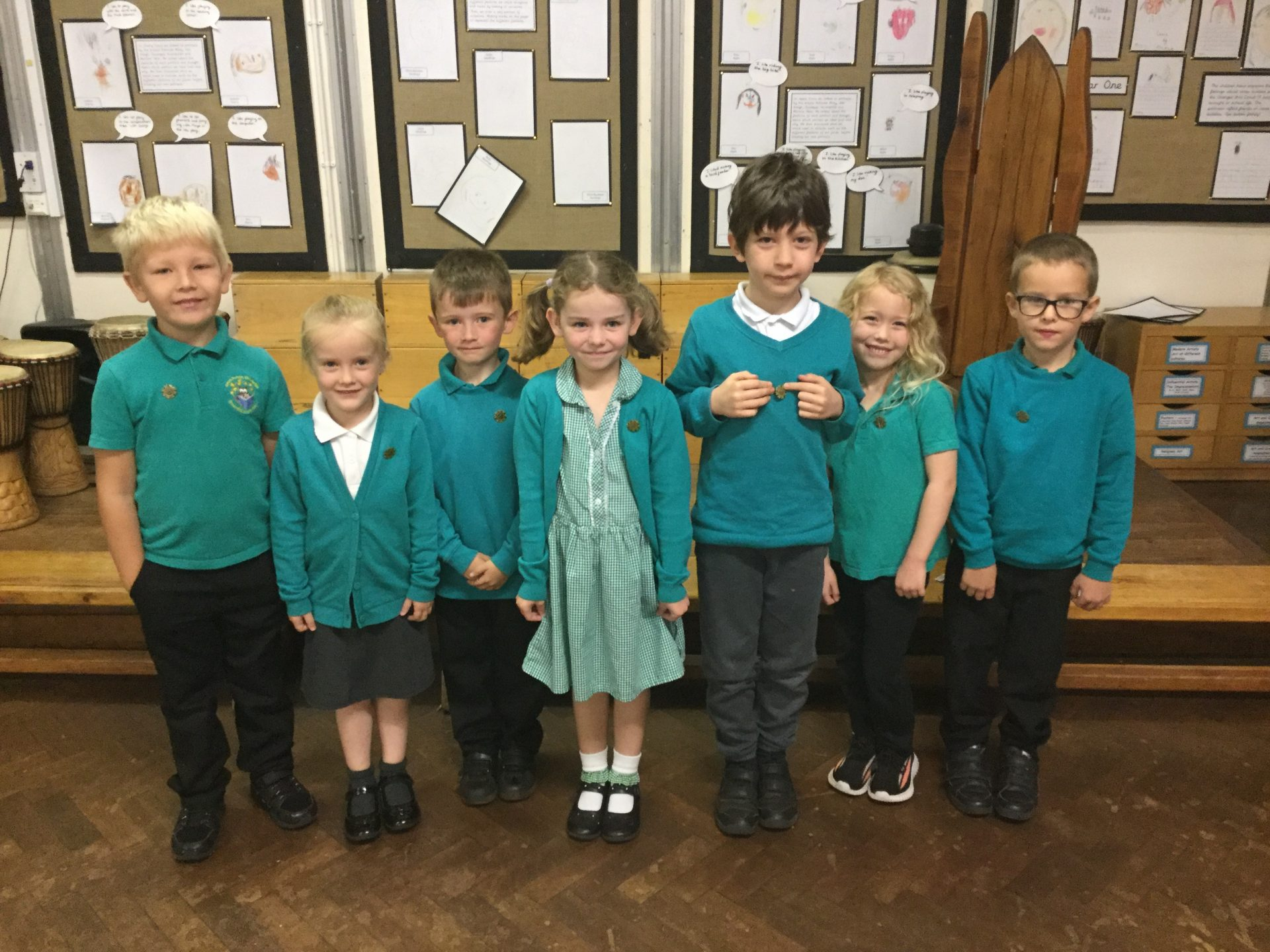Our New Eco Team