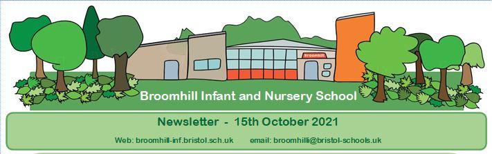 Newsletter 15th October 2021